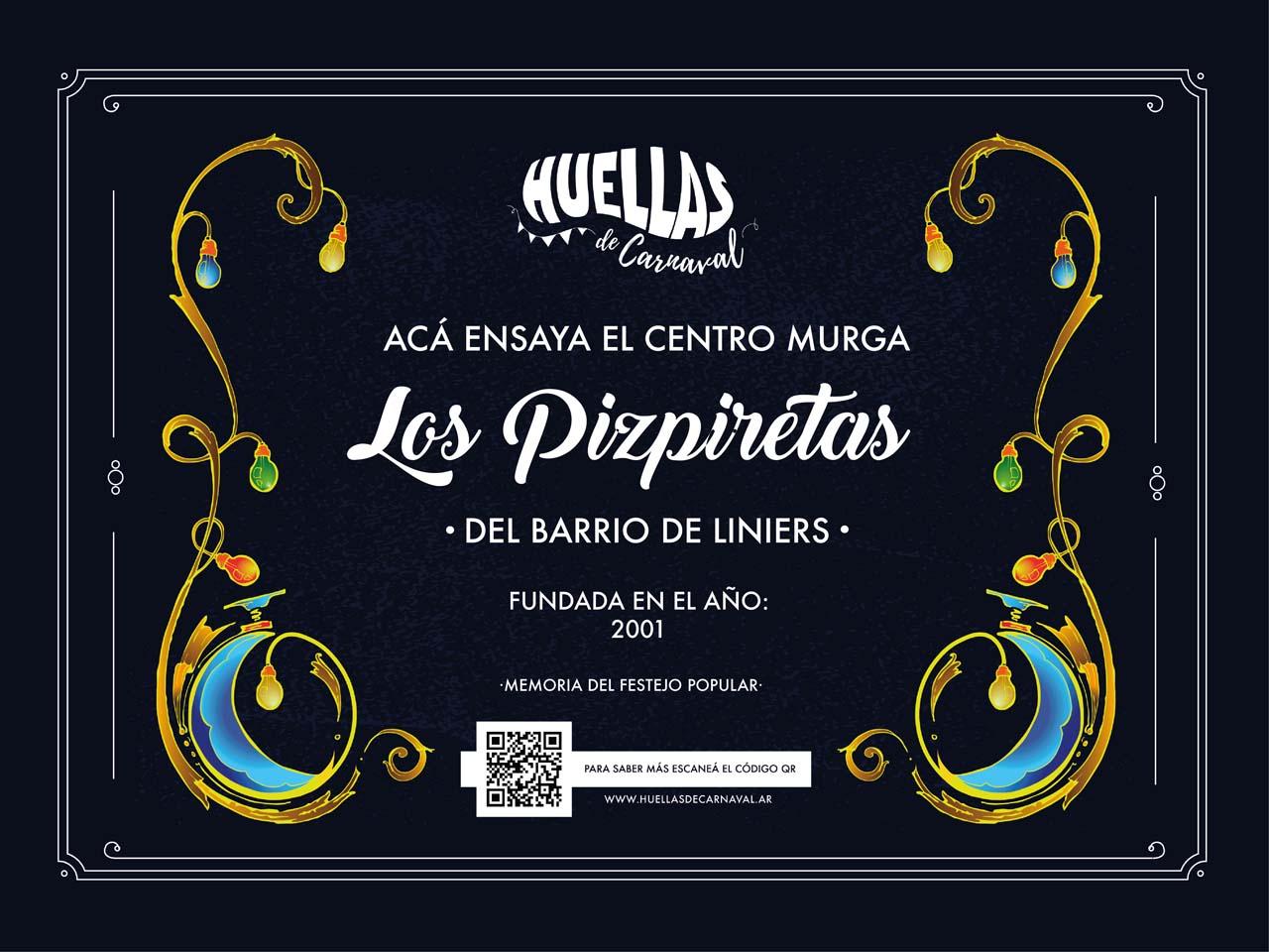 Centro Murga Los Pizpiretas de Liniers