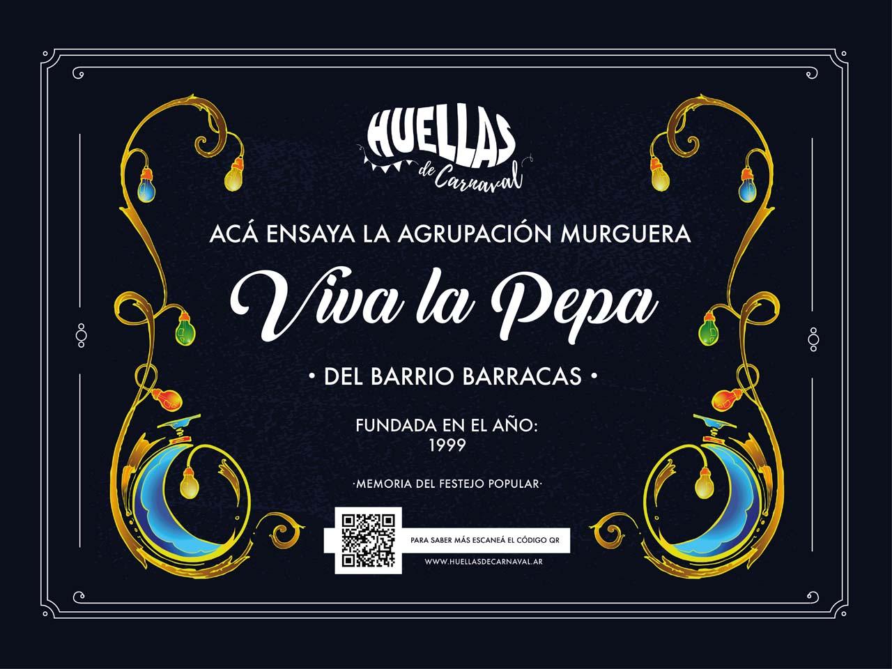 Murga Viva la Pepa