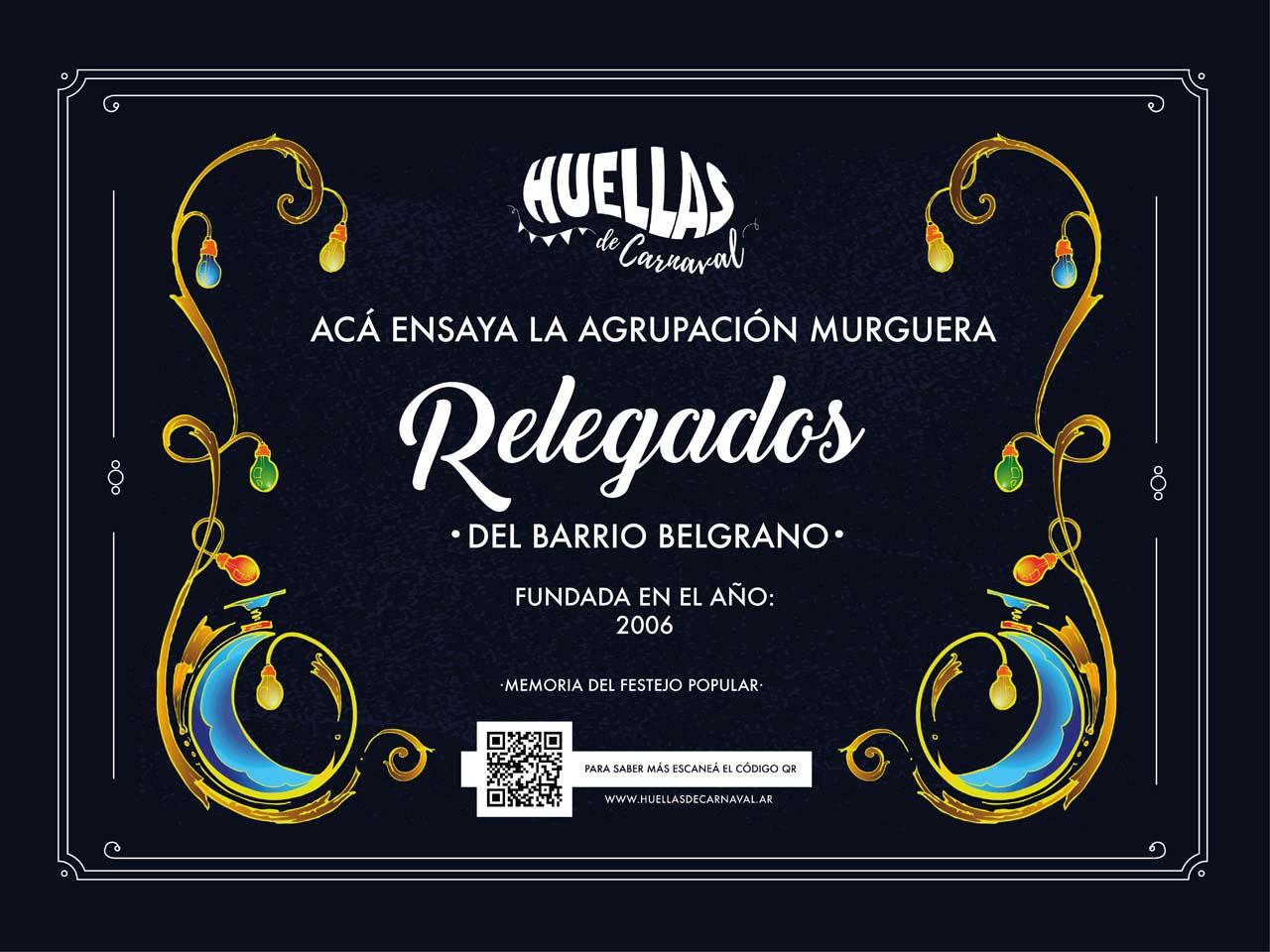 Agrupación Murguera Relegados de Belgrano