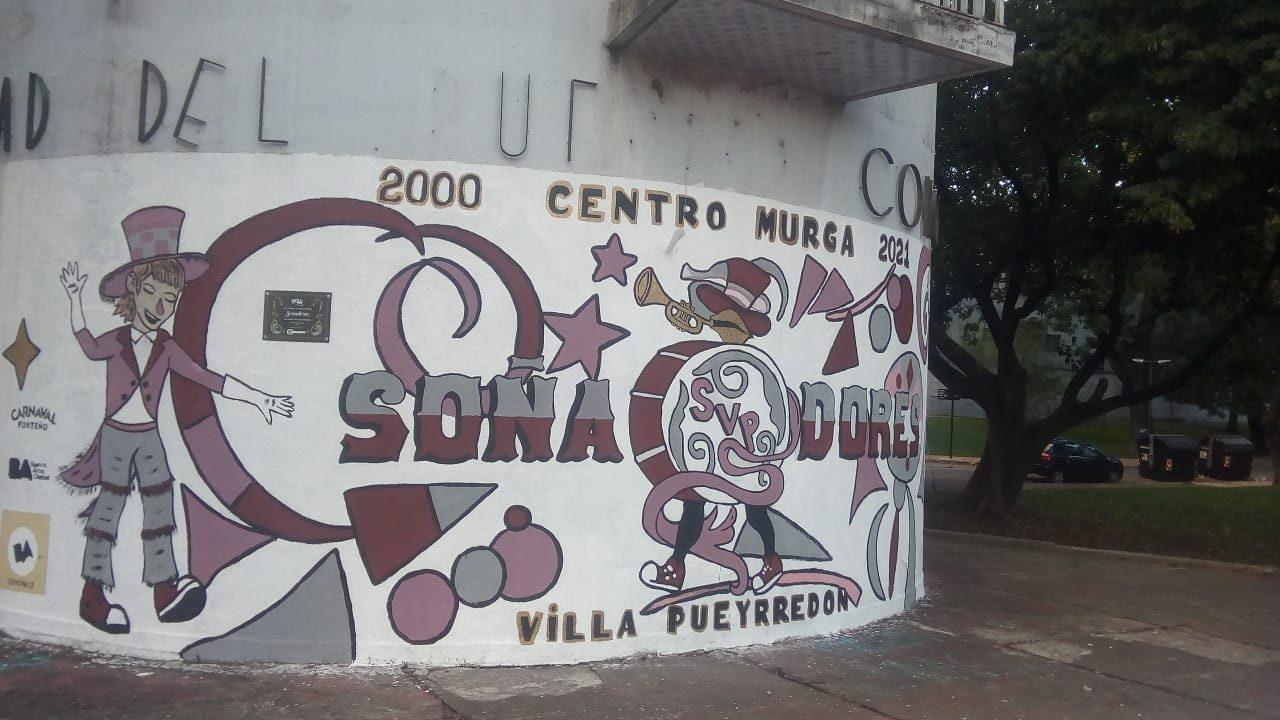Barrio Gral. San Martín, Estrella Federal y Pasaje El gaucho